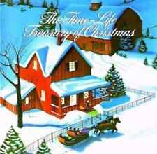 Time Life Treasury of Christmas Volumes 1 & 2 (4 CD SET)  90 Songs, 2002 & 1987