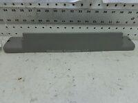 Chevy C1500 Outer Seat Track Trim Panel Right Passenger Side K1500 Gray 15968578
