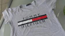 Tommy Hilfiger Damen Shirt grau Gr.L (eher M) top