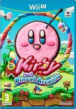 KIRBY Y EL PINCEL ARCOIRIS EN CASTELLANO NUEVO PRECINTADO Wii U