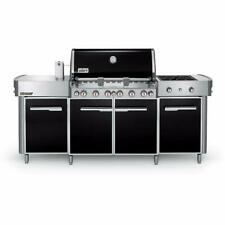 Commercial Restaurant Gas Grill Heavy Duty Countertop Grill Station Grill Food
