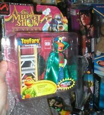 SUPERHERO SCOOTER TOYFARE EXCLUSIVE MUPPETS SHOW ACTION FIGURE, UNOPENED,