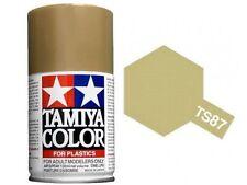 Tamiya TS-87 Titanium Gold Spray Paint Can 3 oz 100ml Mid America