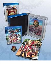 The Legend of Heroes: Trails of Cold Steel - Lionheart Edition [PS Vita PSV] NEW