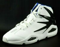 Reebok Blast Classic J87614 Mens Shoes Basketball Retro Leather White Black Rare