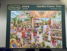 Garden Center Visit Puzzle, Falcon de luxe, 1000 Teile, neu,  #SO-130