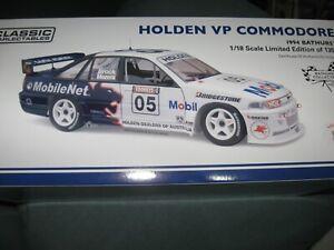 1/18  Classic Carlectable Holden VP Coimmodore 1994  Brock Mezera