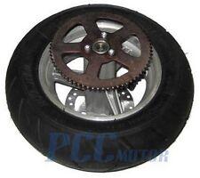 47CC 49CC Mini Pocket Bike 110/50-6.5 Rear Wheel Assembly Tire MTA1 MTA2 9 WM19