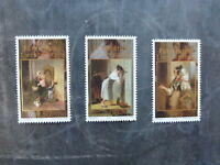 2017 LIECHTENSTEIN PRINCELY TREASURES SET OF 3 MINT STAMPS MNH