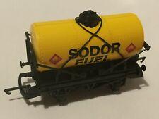 HORNBY R 9055 THOMAS & FRIENDS - SODOR FUEL TANKER - OO GAUGE