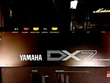 Yamaha DX7 JACKCAP Set, 5 x Dust Plug Protection Jack Cap Covers input channels