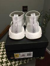 Adidas nmd cs1 white & gum BA7208 us size 9.5 authentic