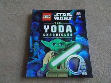 Lego-libro (Star Wars-The crónicas de Yoda)