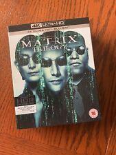 The Matrix Trilogy 4K Blu Ray