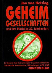 Geheimgesellschaften u ihre Macht i 20. Jhd., Logen Hochfinanz Bilderberger 1993
