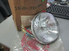 NOS Honda Headlight Unit 1966 CB450 CL77 33120-283-000