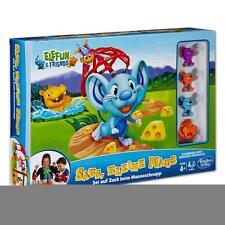 Hasbro A4973 Saus kleine Maus Kinder Actionspiel Reaktions Spiel Fang die Maus