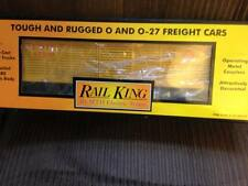 discontinued 2000 # 67599 MTH 30-7115 Erie Lackawanna Stock Car new in the box