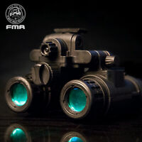 FMA Tactical Night Vision NVG PVS31 Dummy With Light Function Binocular Helmet