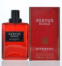 Givenchy Xeryus Rouge 3.3 oz 100ml EDT Eau de Toilette Spray For Men New Sealed