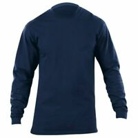 5.11 Tactical Men's Station Wear Long Sleeve T Shirt, Crew Neck, Style 40052