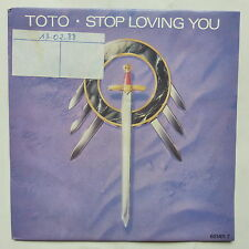 TOTO Stop loving you 651411 7