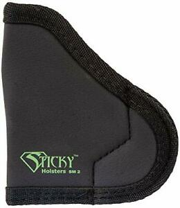 "Sticky Holsters Holster For Small Pocket Pistols With Up To 2.75"" Barrel-SM-2"
