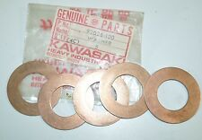 Kawasaki NOS KZ400 Starter Motor Thrust Washer Lot of 5 Part# 92026-100
