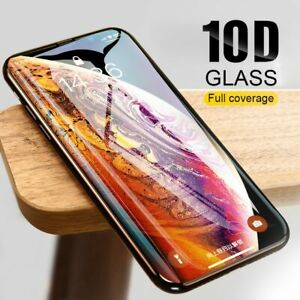6D 10D Apple iPhone 11 & XR 100%Tempered Glass Film Screen Protector 9H Guard