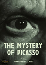 The Mystery of Picasso DVD (2018) Henri-Georges Clouzot cert E ***NEW***