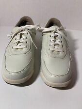 Men's Rockport Pro-walker OffWhite Walking Shoe-sneakers Lace Up Sz 8