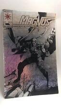 Vintage original 1993 Magnus Robot Fighter June #25 Comic book Valiant comics