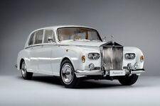 Kyosho Rolls Royce Phantom VI White 1:18 Brand New! SUPER NICE*