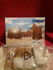 Schleich 42007 Fence Corral Animal Enclosure - Retired