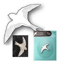 Bird metal die cut Soaring Swallow Memory Box cutting dies 99995 animals