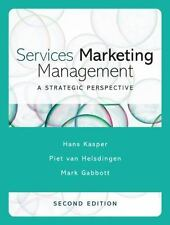 Services Marketing Management : A Strategic Perspective by Piet Van...