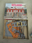 Vintage Life Like HO Scale Woodlawn Police Station Building Kit 1382