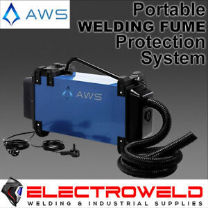 NEDERMAN AWS Welding Fume Dust Extraction System 150 Exhaust Ventilation LEV