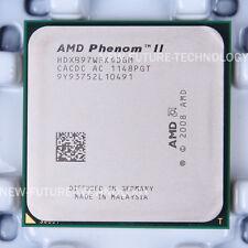 AMD Phenom II X4 B97 (HDXB97WFK4DGM) CPU Processor 3.2 GHz Socket AM3 100% Work