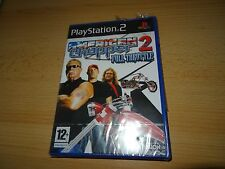 American Chopper 2 (Playstation 2) ps2 Nuevo Precintado Gb Versión Pal