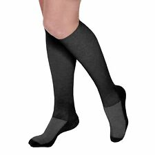Garment Group Unisex Knee High Socks - Mild Compression Support Stockings with