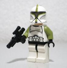 Clone Trooper Sergent Olive Green 75000 Star Wars Lego Minifigure Figure