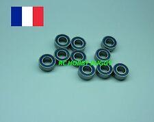 10 Roulement 5x10x4 ABEC 5,Bearing cloche d'embrayage Kyosho mp9,Mugen mbx6,mbx7