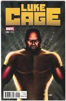 Luke Cage 2 B Marvel 2017 NM 1:25 John Cassaday Variant Power Man