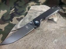 Kizer Begleiter Folding Knife Pocket Black G10 VG-10 Stainless Tactical V4458A1