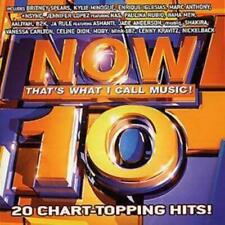 Various : Now! Vol. 10 [us Import] CD (2002)