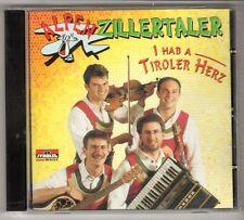 (GL793) Alpen Zillertaler, I Hab A Tiroler Herz - CD