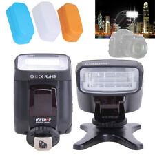 Viltrox JY-610N II i-TTL On-camera Mini Flash Speedlite for Nikon D3300 D7000