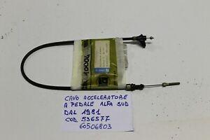 ALFA SUD CAVO-CORDA ACCELERATORE A PEDALE ALFA SUD DAL 1981 COD. 60506803-536577