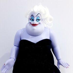 Disney Store Doll Ursula Villain Little Mermaid No Longer Sings not working